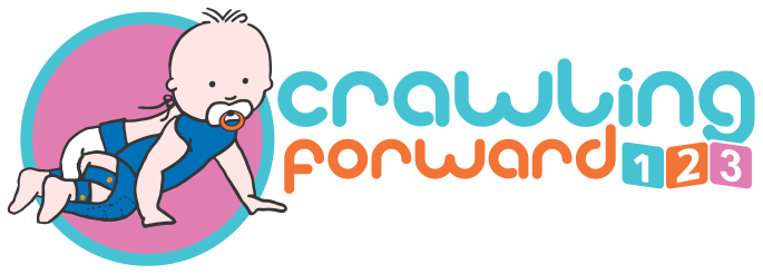 logo crawling forward123